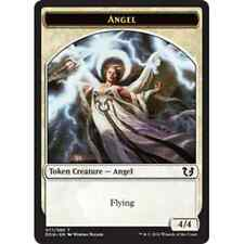 Angel Token White Flying X4 4/4 NM Blessed Vs Cursed MTG Magic the Gathering