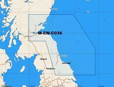 C-MAP NT + M-EW-C036 local C-tarjeta Bridlington Bay para Montrose Gráfico
