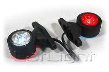 2x LED Umrissleuchten Begrenzungsleuchten LKW PKW Anhänger Trailer 12V 24V
