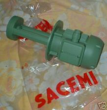 Coolant Pump For Suds 3 phase/440v by Sacemi 120mm Stem