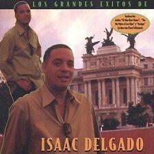 Los Grandes Exitos de Isaac Delgado by Issac Delgado (CD, Feb-2000, RMM)