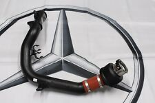 Genuine Mercedes-Benz W176 A-Class M607 Engine Turbo Intake Pipe A6070900342 NEW
