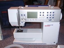 Bernina Aurora 430 Computerized Sewing Machine with Embroidery Module and hoops