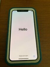 Apple iPhone X - 256GB - Silver (Unlocked) A1901 (GSM) with Otterbox