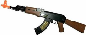 Popular Gift for Children Special Force AK-47 Toy Gun NRA GOAT HORN Rifle AK NEW