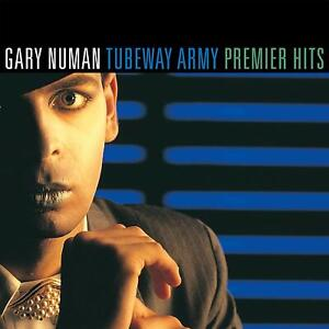 Gary Numan Tubeway Army ‎- Premier Hits 2 LP Vinyl Album Record Greatest BEST OF