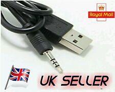 * NUOVO * Caricabatterie USB Cavo di alimentazione Cavo per JBL Synchros e40bt / e50bt j56bt Cuffie