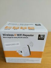 WIRELESS-N WIFI REPEATER..NEW BOXED