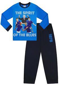 Boys Everton Spirit Of The Blue  Pyjamas Blue Fc