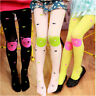 moda High Quality girls tights Velvet candy colors Cat Fish Pantyhose for kid LJ