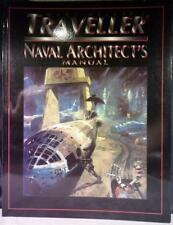 Traveller T4 Marc Miller - Naval Architect's Manual - Excellent Combine Shipping