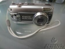 Used & Untested - Canon* PowerShot A470 AiAF 7.1MP For Parts Or Repairs Only