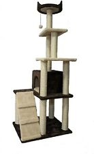 """Tail City Pet Cat Tree for Kittens, 62"""", New"""