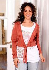 Bauchfreie Feine Damen-Pullover & Strickware mit Baumwollmischung