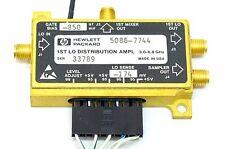 HP Agilent 5086-7744 LO Distribution Amplifier (LODA) for 8560E 8593E 8594E GOOD