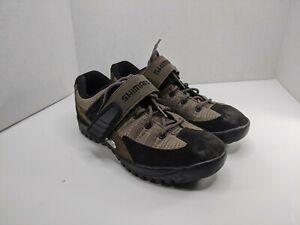 Shimano Shoes Cycling Shoes Women size 8 Men 6.5 SPD SH-M038W