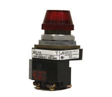 Allen Bradley 800T-P16R Pilot Light Type 4, 13 Red 120V New in Box