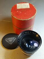 P. Angenieux Paris 18.5mm f/2.2 Type R2 Retro focus + Case Vintage UK Fast post