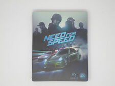 NEW Need for Speed Special Edition Steelbook ONLY - NO GAME FREE SHIPPING
