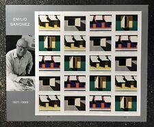 2021USA Forever Emilio Sanchez - Sheet of 20 mint