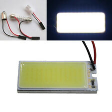 12V Car Interior White Light 36 COB LED Xenon HID Dome Light Bulb Panel Lamp AT