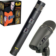 CAD ADMP Al DiMeola Microphone pack for acoustic