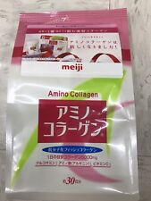 Meiji Amino Collagen Anti-Aging Supplement Refill Pack 214gm - 33 day supply
