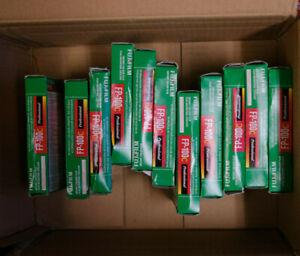 11 packs - Fujifilm FP-100C ISO 3.5x4.2 instant Colour Film - Fridge Stored