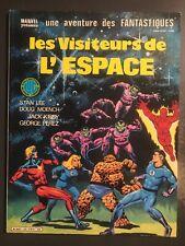UNE AVENTURE DES FANTASTIQUES - T35 : Les visiteurs de l'espace