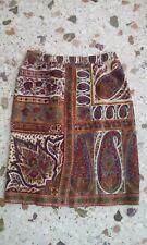 Etro skirt US 6 winter autumn wool viscose Italy 40