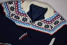 Tommy Hilfiger jersey de punto invierno Sweater sudadera noruegos cálido Thermo s