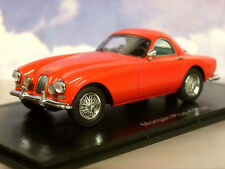 SUPERB NEO 1/43 RESIN 1964-1967 MORGAN PLUS FOUR PLUS 4 IN RED #46131