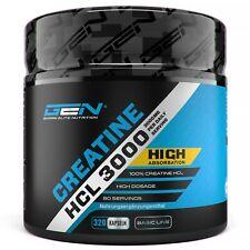320 Kapseln Creatin HCL 3000 MG  No Creatine Monohydrat Kreatin Muskelaufbau