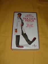 DOCTEUR PATCH (Patch Adams) VHS Robin Williams Comédie dramatique 1998