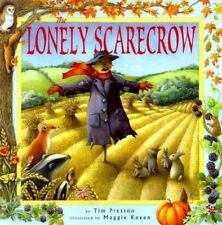 Audio Cassette Tape And Book The Lonely Scarecrow