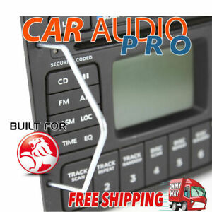 HOLDEN VY VZ Commodore Monaro Astra Captiva 5 Stereo Radio Removal Tool Remove