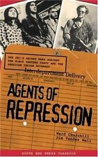 Agents of Repression: The FBI's Secret Wars Against the Black Panther-ExLibrary