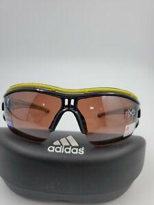 Adidas Evil Eve Halfr Pro Xs A180 6108 Sunglasses Cycling Biking Sport Polarized