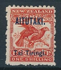 [54390] Aitutaki good MH Very Fine stamp