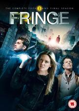 Fringe: The Complete Fifth and Final Season DVD (2013) Anna Torv cert 15 4