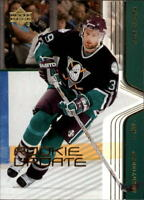 2003-04 Upper Deck Rookie Update Hockey Cards Pick From List