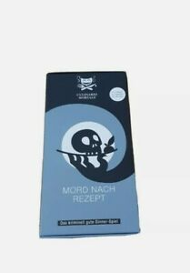 Mord nach Rezept, Das kriminell gute Dinner-Spiel NEU&OVP Culinario Mortale +16J