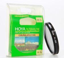 Hoya Filtre 58 mm CIR-POLARIZING PL-CIR (Réf#A-109)