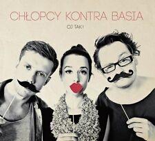 Chłopcy kontra Basia - Oj tak! CD / Chlopcy kontra Basia