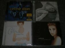 4 Celine Dion CDs~One Heart~Let's Talk About Love~Falling Into You~A New Day