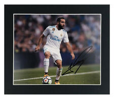 Signed Dani Carvajal Photo Display - Real Madrid Autograph +COA