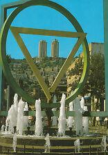 POst Card - Haifa, view to Mt. Carmel