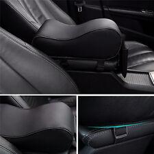 Universal Car Vehicle Interior Armrest Box PU Leather Top Mat Pad Cover Decor