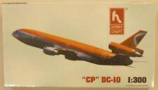 Hobby Craft 1/300 CP DC-10 Passenger Plane Model Kit 1145