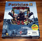 Patrician II 2: Quest for Power PC Game Big Box